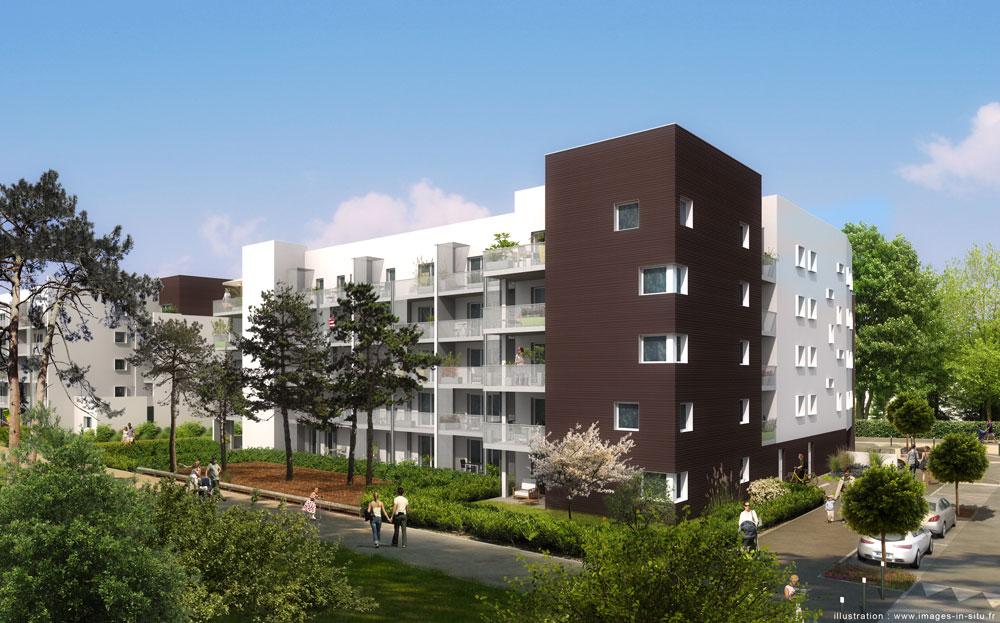 programme immobilier neuf caen investissement locatif. Black Bedroom Furniture Sets. Home Design Ideas
